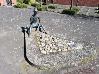 Der Nonnibrunnen in Ehrenfeld