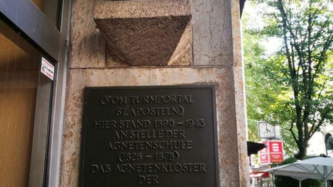 Die Agnetenschule in Köln
