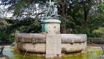 Der Märchenbrunnen in Mülheim