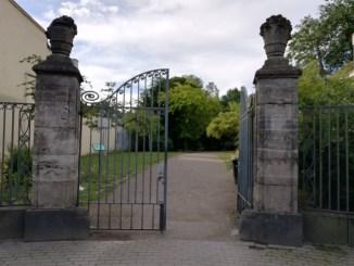 Der Kalker Stadtgarten - Eine kleine Oase