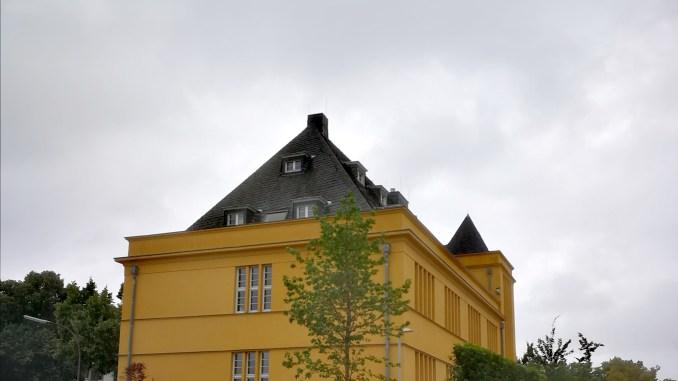 Ehrenfeld, alte Wagenfabrik