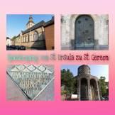 Spaziergang von St. Ursula zu St. Gereon