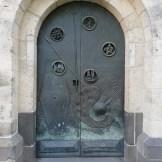 Eingangstür St. Ursula