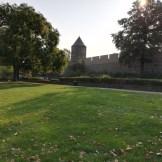 Ein Stück der mittelalterlichen Kölner Stadtmauer