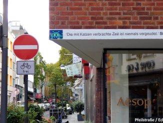 Space Inviders - Straßenkunst in Köln