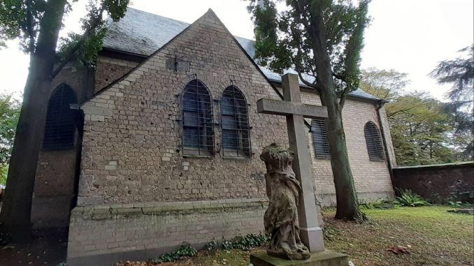 Alte Kapelle auf Melaten