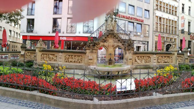 Heinzelmännchen-Brunnen in Köln