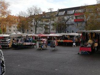 Wilhelmplatz Markt