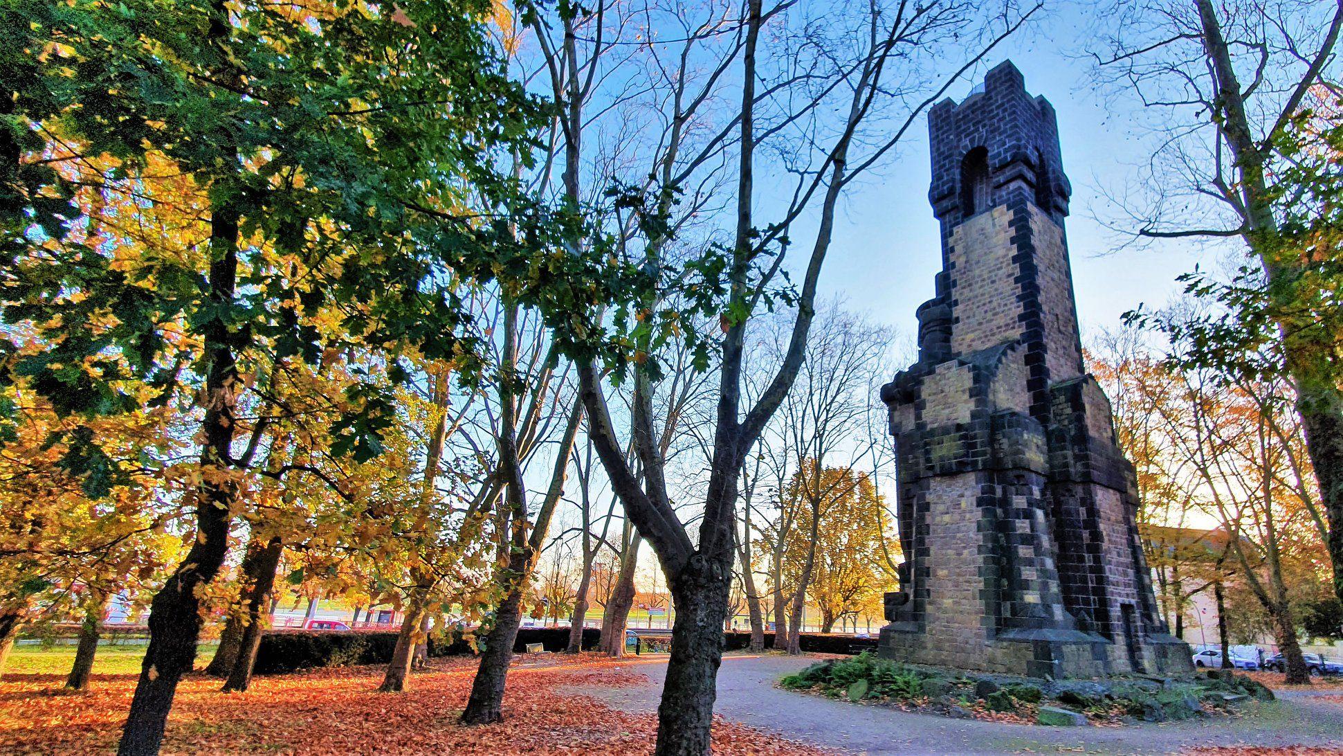 Marienburg, Bismarckturm
