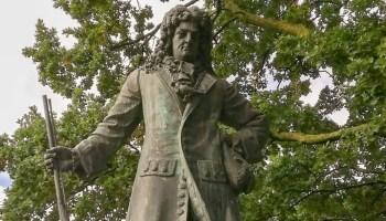 In Mülheim steht das Jan Wellem Denkmal