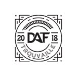Logo DAF SMADAFIESTA Pentas Seni SMAN 2 Surabaya