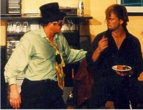 """""""Butterbrot"""" im Packhaustheater Bremen 1994"""