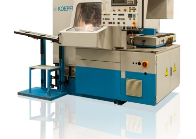 Used Koepfer Model 180-029 Gear Hobbing Machine