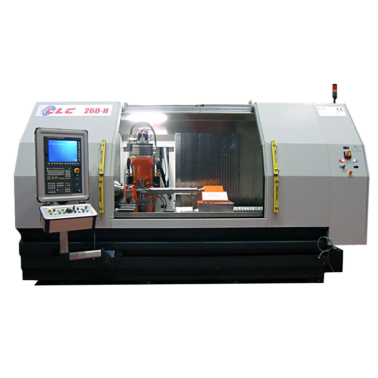 CLC Model 260-H CNC Horizontal Hobbing and Worm Milling Machine