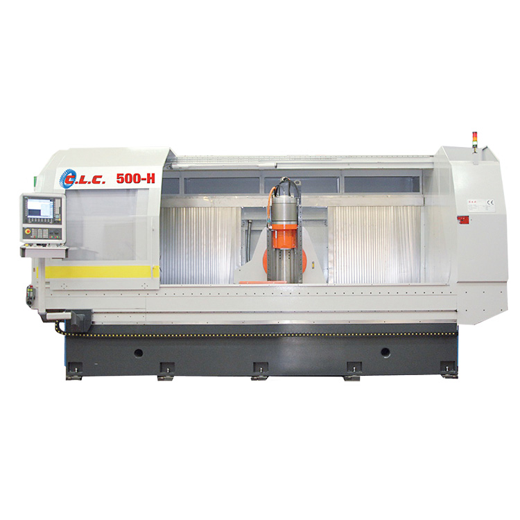 CLC Model 500-H CNC Gear Hobbing Machine