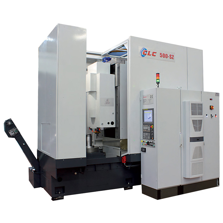 CLC Model 500-SZ CNC Gear Shaping Machine