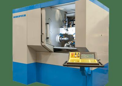 Used Koepfer 200 CNC Gear Hobbing Machine
