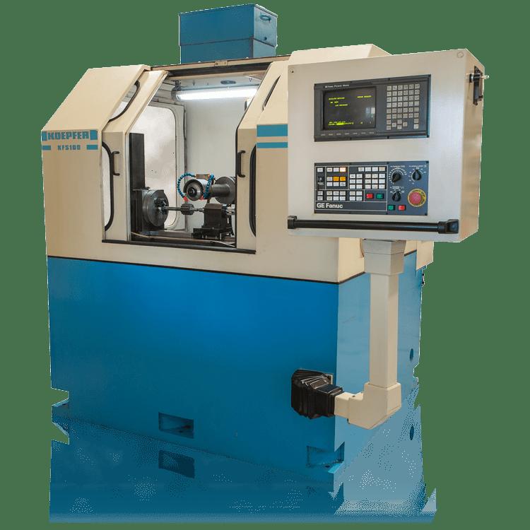 KFS100-003 CNC gear hob sharpening machine