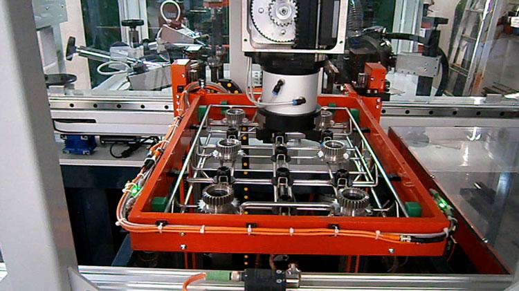 TM 200 3SC - Loading System