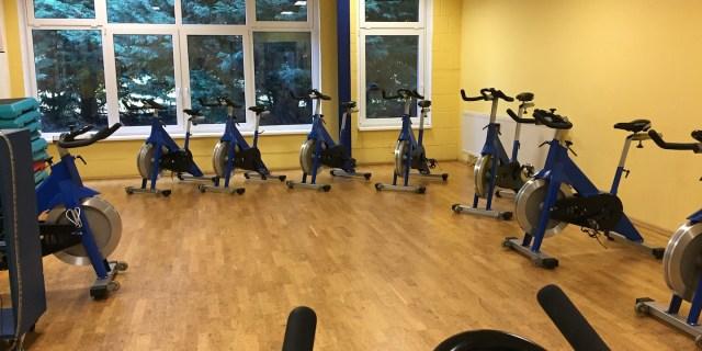 Indoorcycling, Körperforum