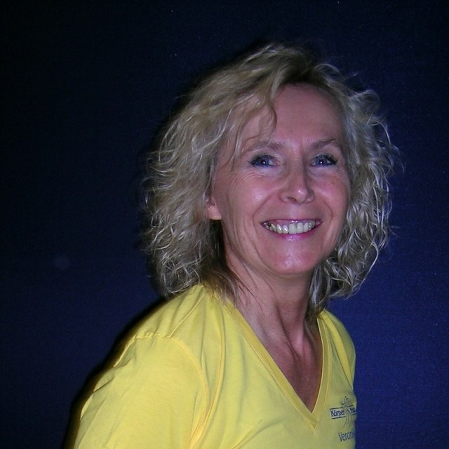 Veronika Chowdhury, Bereichsleitung, Kurse