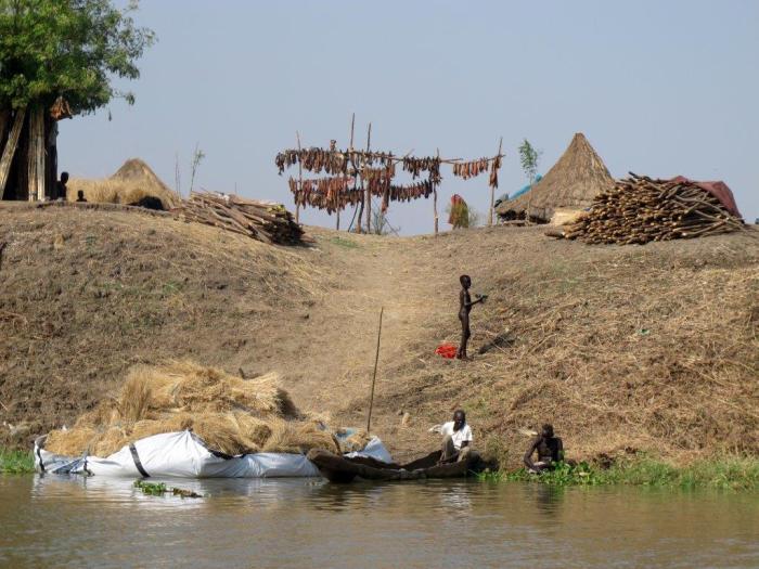Akobo river(Foto Johannes Dieterich)