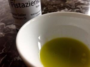Bio Pistazienkernöl von der Ölmühle Sailer