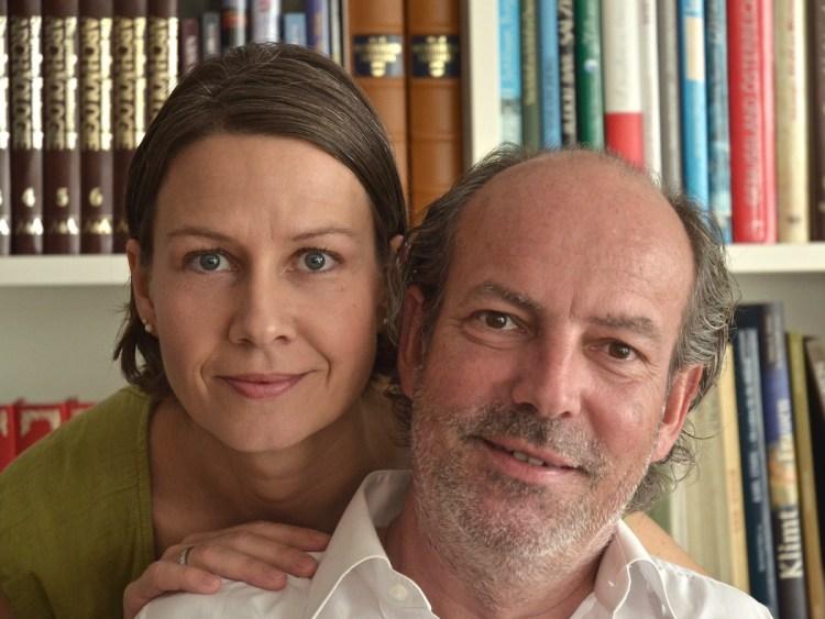 Susanne Lohs und Hardy Lohs