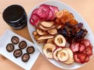 Trockenfrüchte + Schwarze Nüsse von Schobel Höchstgenuss aus Höchst