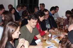 Teilnehmer am Preisjassen vom Verein der Vorarlberger in Wien