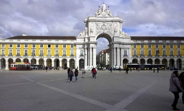 Praça de Commercio