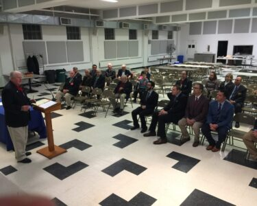 Knights of Columbus --Exemplification 3/12/20