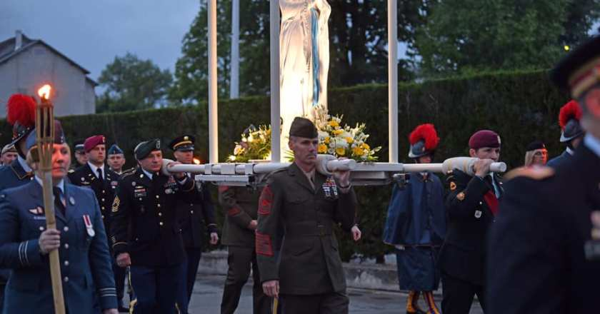 Alabama Knight Recounts Pilgrimage to Lourdes