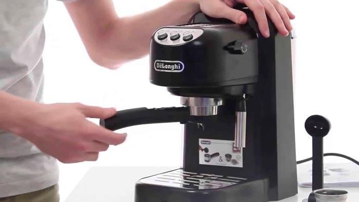 Рожкая кофеқайнатқыш