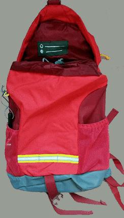 Koffer Testmagazin offizielles Vaude Pecki Produktbild