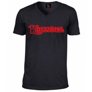 KOfficial V Neck Classic Red