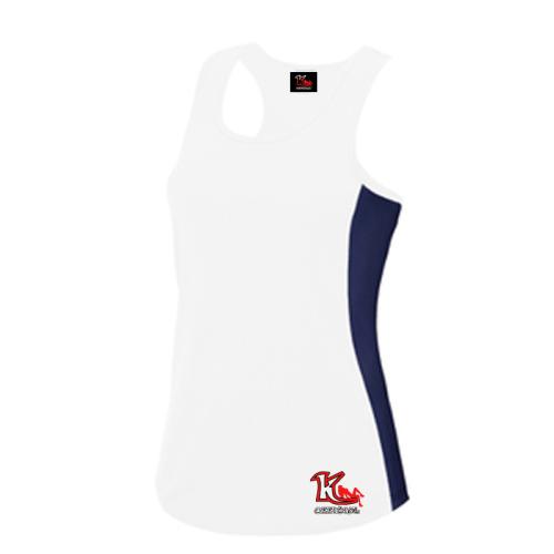 KOfficial Women's Contrast Vest