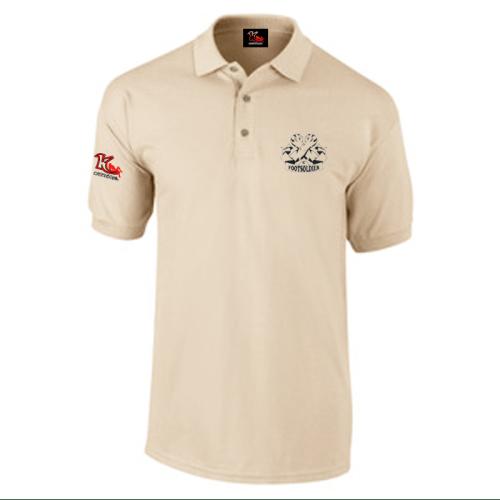 Carlton Leach Polo Shirt Sand