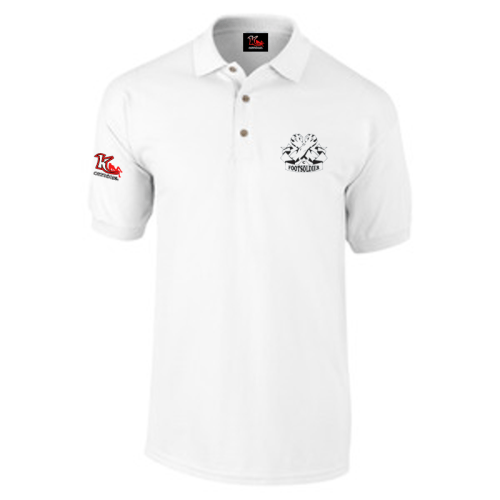 Carlton leach Polo Shirt White