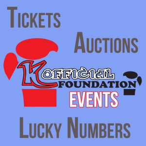 The KOfficial Foundation Event Tickets