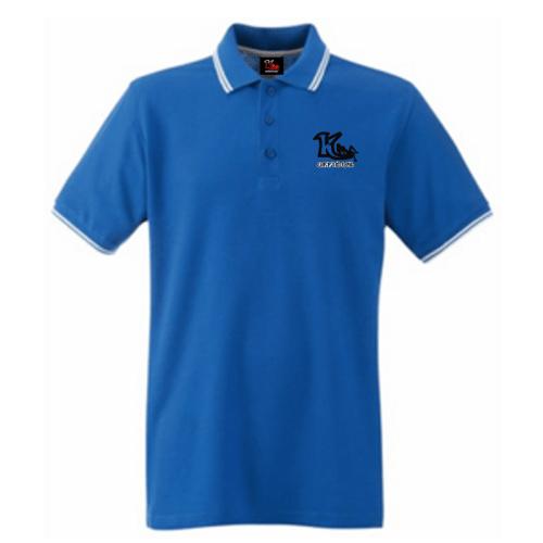 KOfficial Tipped Pique Polo Shirt