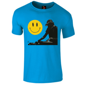 DaveyBrownArt Old Skool Acid House