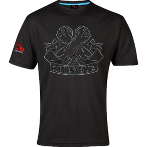 Carlton Leach Collection Muscle Performance T-Shirt