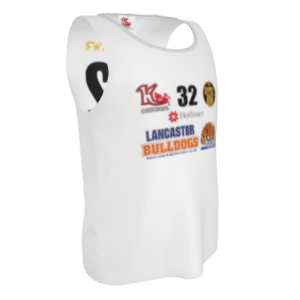Lancaster Bulldogs Premium Away Vest