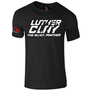 Luther Clay Ringspun Fitted T-Shirt
