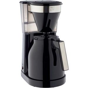 Melitta EASY II TOP THERM 1023-08 Koffiefilter apparaat Zwart