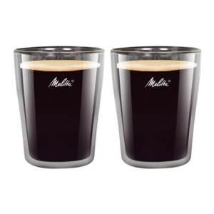 Melitta Koffieglas 0,2 L - 2 st.