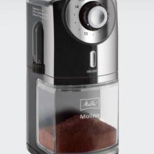 Melitta Molino Koffiemolen Zwart