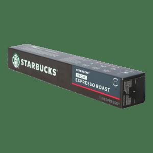 Starbucks - Nespresso compatible - Decaf Espresso