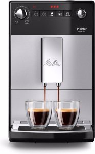 Melitta Purista F230-101 - Espressomachine - Zilver